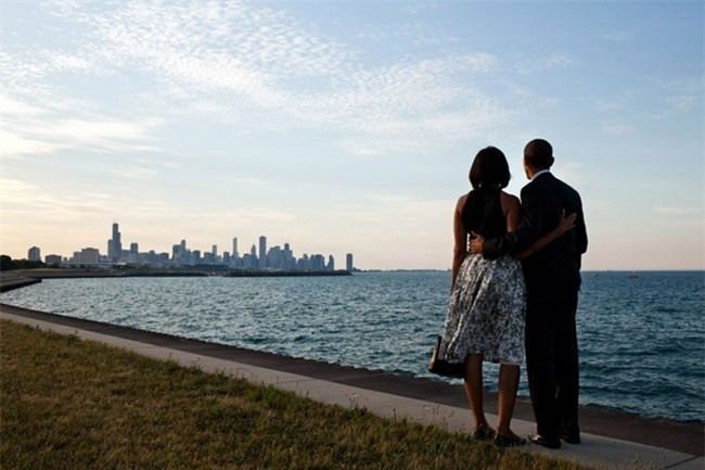 Obama chao tu biet: Khi nhung giac mo con dang do hinh anh 1