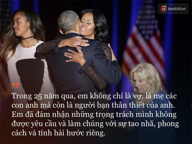 9 câu nói ấn tượng trong bài phát biểu cuối cùng khép lại hành trình 8 năm của Tổng thống Barack Obama với nước Mỹ - Ảnh 6.
