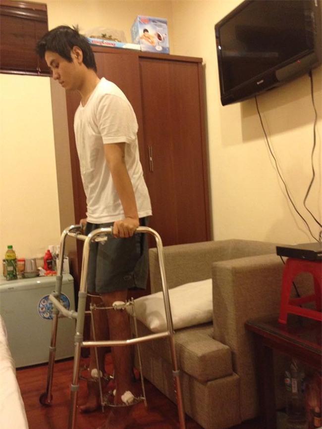 Nhật ký kéo dài chân từ 1m67 đến 1m76 (9 cm) của chàng trai Hà Nội - Ảnh 9.