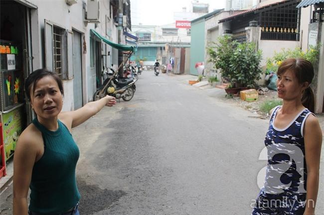 Bình Tân, TP.HCM: Bé gái 3 tuổi nghi bị bắt cóc nói có ông già dẫn đi mua kẹo - Ảnh 5.