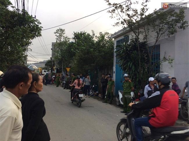 Án mạng kinh hoàng ở Đà Nẵng: Người đàn ông nguy kịch bên cạnh thi thể chị vợ - Ảnh 2.