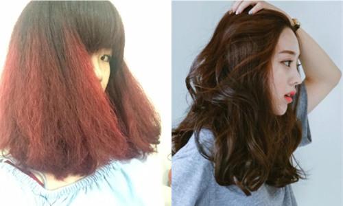 Tốn gần 2 triệu làm tóc xoăn ăn Tết, cô gái đau đớn nhận được quả đầu xù như... râu ngô - Ảnh 2.