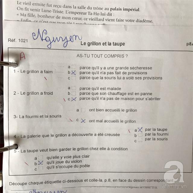 Học tiểu học ở Pháp: Không sách giáo khoa, không bài tập về nhà - Ảnh 5.