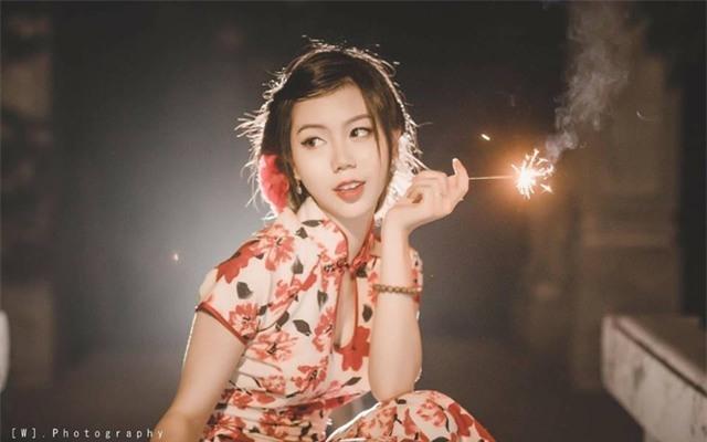 Hồng Hạnh có sở thích chụp ảnh nghệ thuật