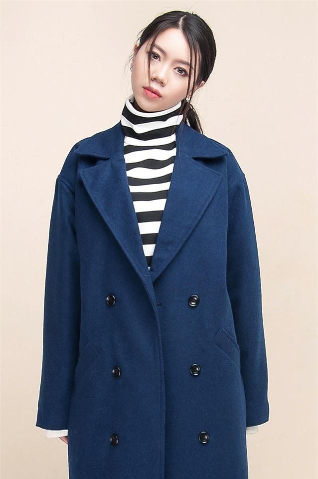 Nguyễn Hồng Hạnh còn là mẫu ảnh ruột của nhiều shop thời trang