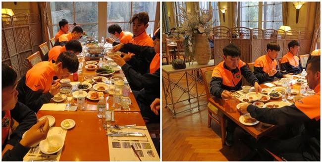 """Xuân Trường """"ghi bàn thắng đầu tiên"""" tại Gangwon FC - Ảnh 1."""