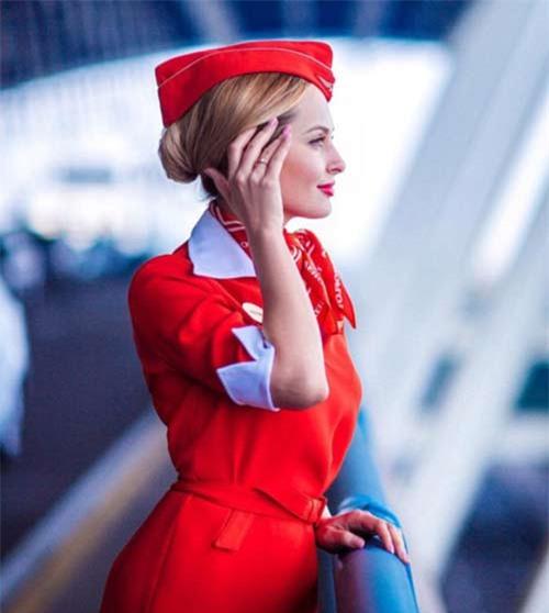 Dàn tiếp viên hàng không: Trai thể hình 6 múi, gái tuyệt đẹp - 2