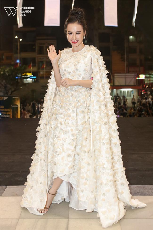 Hoa hậu Kỳ Duyên tái xuất với khuôn mặt lạnh lùng nhưng quyến rũ - Ảnh 8.