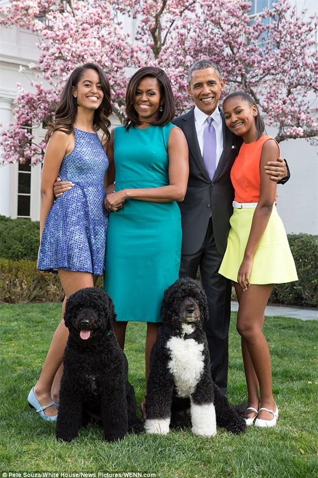 Chó cưng nhà Tổng thống Obama cắn người tại Nhà Trắng - Ảnh 4.