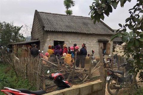 Ngôi nhà nơi xảy ra vụ án mạng thương tâm. Ảnh: FB Tin nóng Lạng Sơn