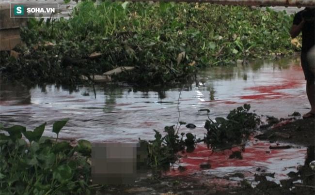 Hốt hoảng phát hiện thi thể người đàn ông trôi trên sông Sài Gòn