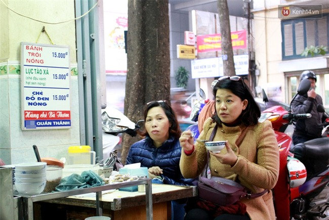 6 địa chỉ chè nóng giá bình dân mà ngon miễn chê nên đi ăn ngay trong ngày lạnh - Ảnh 15.