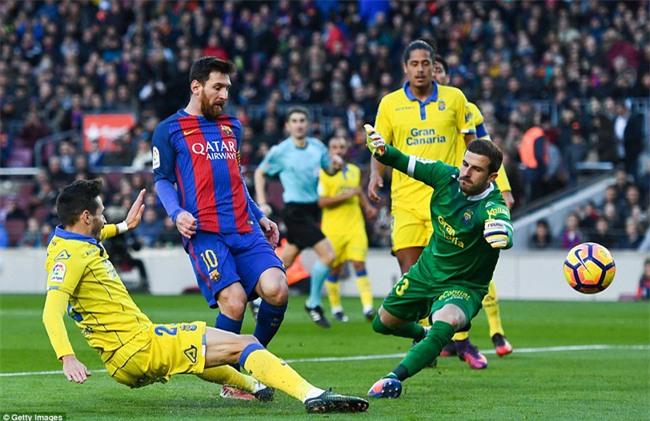 Messi lập kỷ lục ghi bàn giữa tâm điểm chỉ trích - Ảnh 4.