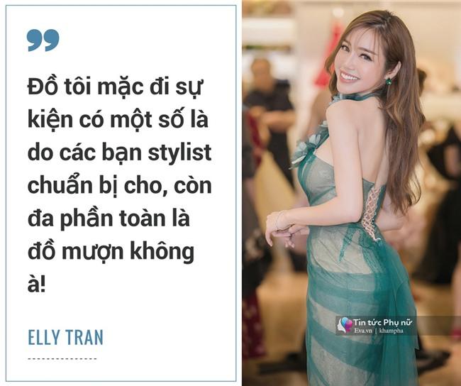 elly tran: toi khong lam dung hinh anh 2 con de danh bong ten tuoi! - 2