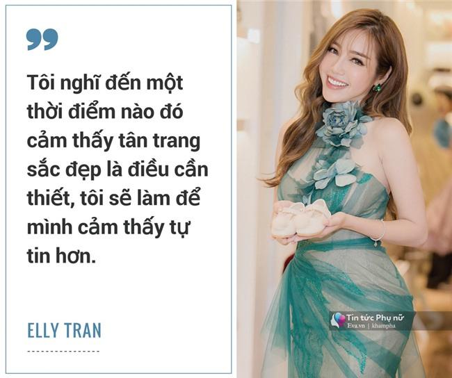 elly tran: toi khong lam dung hinh anh 2 con de danh bong ten tuoi! - 4