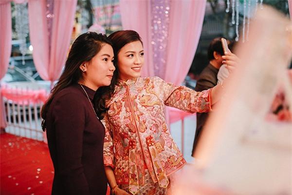 Cô dâu chi nửa tỉ tổ chức đám cưới lộng lẫy hàng đầu Lạng Sơn - Ảnh 4.