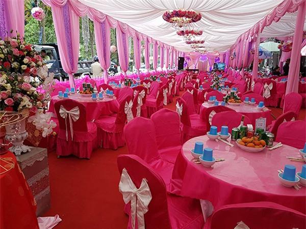 Cô dâu chi nửa tỉ tổ chức đám cưới lộng lẫy hàng đầu Lạng Sơn - Ảnh 5.