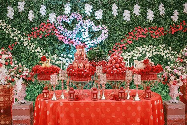 Cô dâu chi nửa tỉ tổ chức đám cưới lộng lẫy hàng đầu Lạng Sơn - Ảnh 7.