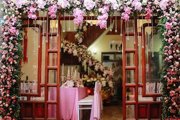 Cô dâu chi nửa tỉ tổ chức đám cưới lộng lẫy hàng đầu Lạng Sơn - Ảnh 8.