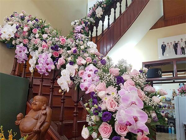 Cô dâu chi nửa tỉ tổ chức đám cưới lộng lẫy hàng đầu Lạng Sơn - Ảnh 9.