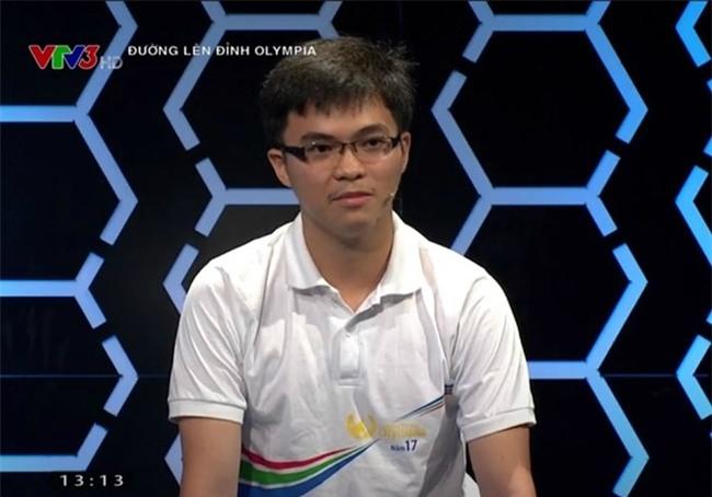 Nam sinh Tien Giang loi nguoc dong ngoan muc tai Olympia hinh anh 1