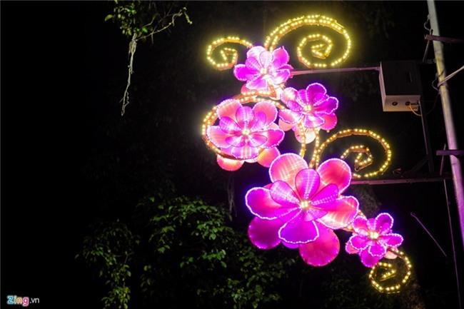 Pho phuong Ha Noi ruc ro don Tet Nguyen dan hinh anh 11