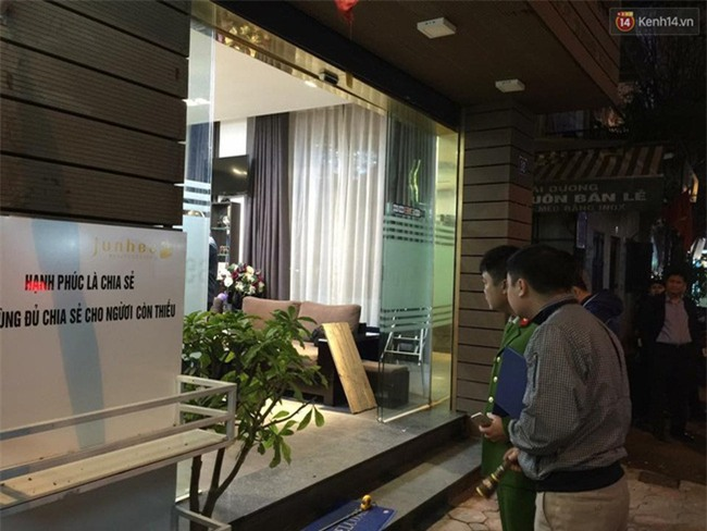Hà Nội: Nổ súng bắn nhau trên phố Phan Bội Châu, nhiều người hoảng sợ - Ảnh 2.