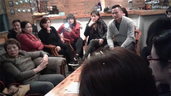 Chồng hoa hậu Jennifer Phạm gặp gỡ hội viên sau khi phòng tập gym đột ngột đóng cửa - Ảnh 1.