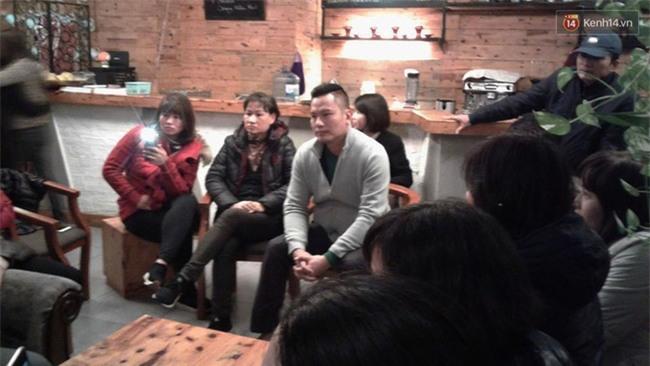 Chồng hoa hậu Jennifer Phạm gặp gỡ hội viên sau khi phòng tập gym đột ngột đóng cửa - Ảnh 2.