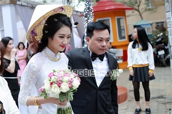 sao Việt,đám cưới Hoa hậu Thu Ngân,chồng đại gia của Hoa hậu Thu Ngân
