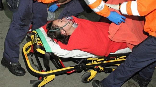 Mẫu nữ Hồng Kông gây chấn động dư luận khi livestream màn lao xuống biển tự tử - Ảnh 3.
