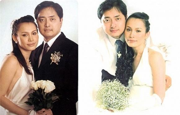 Ngọc Khánh kết hôn với luật sư Lê Công Định năm 2004