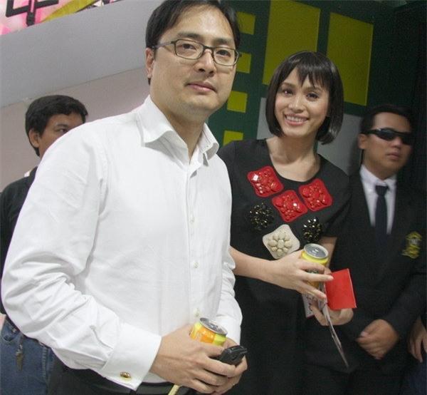 Ngọc Khánh trốn chạy ra nước ngoài sau khi li dị chồng