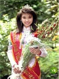 Hà Kiều Anh đăng quang lúc mới 16 tuổi