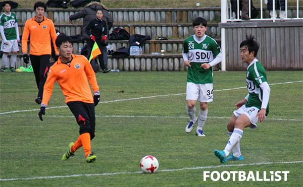 Xuân Trường lập cú đúp, Gangwon FC vùi dập đối thủ không thương tiếc - Ảnh 1.