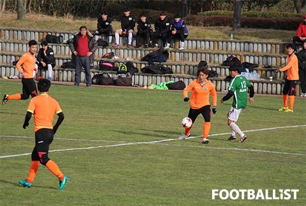 Xuân Trường lập cú đúp, Gangwon FC vùi dập đối thủ không thương tiếc - Ảnh 3.