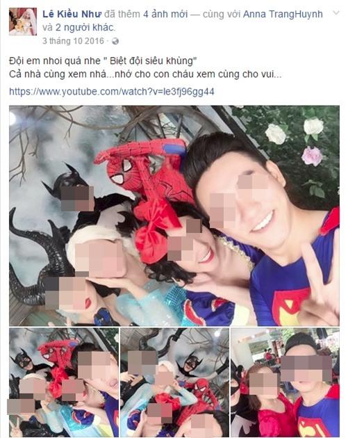 Lộ ảnh Lê Kiều Như chụp cùng diễn viên Spiderman Elsa, nhận là do nhà mình sản xuất, rủ các mẹ cho con xem - Ảnh 3.
