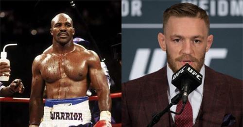 """Huyền thoại bị Mike Tyson cắn tai xin đấu """"Gã điên"""" UFC - 1"""