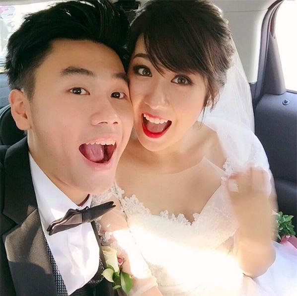 Những anh chồng Việt chuẩn soái ca của các hot girl: Không những đẹp trai mà còn biết đội vợ lên đầu - Ảnh 11.