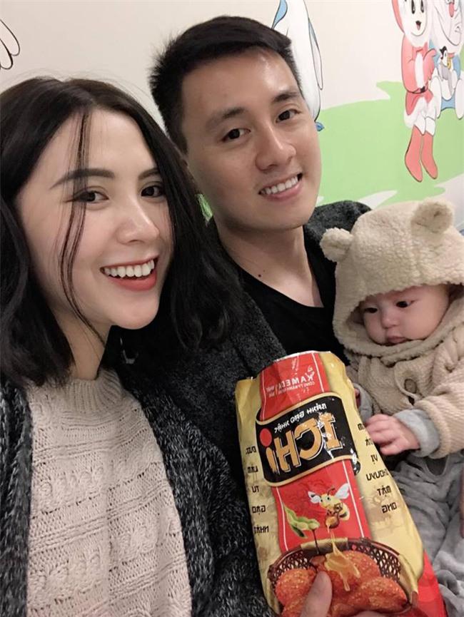 Những anh chồng Việt chuẩn soái ca của các hot girl: Không những đẹp trai mà còn biết đội vợ lên đầu - Ảnh 24.