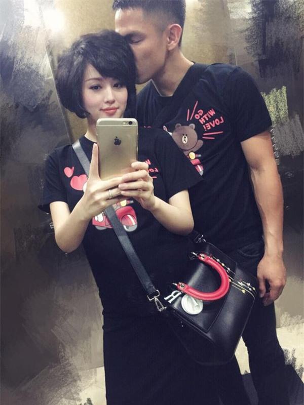 Những anh chồng Việt chuẩn soái ca của các hot girl: Không những đẹp trai mà còn biết đội vợ lên đầu - Ảnh 3.