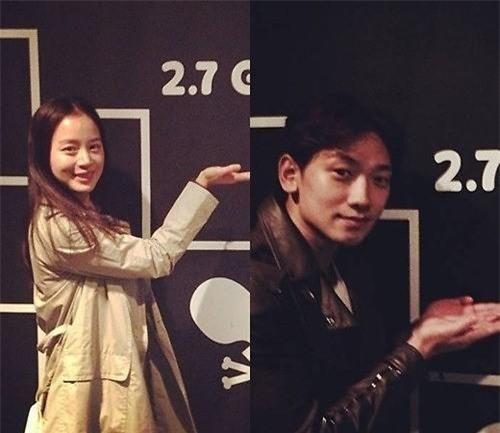 """Kim Tae Hee và Bi Rain: 5 năm vượt qua những cơn sóng """"ngầm"""" để đến bến bờ hạnh phúc - Ảnh 4."""