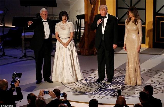 Ông Trump tự nhận mình là ứng viên nỗ lực nhất từ trước đến nay cho cuộc chạy đua vào Nhà Trắng. (Ảnh: Reuters)