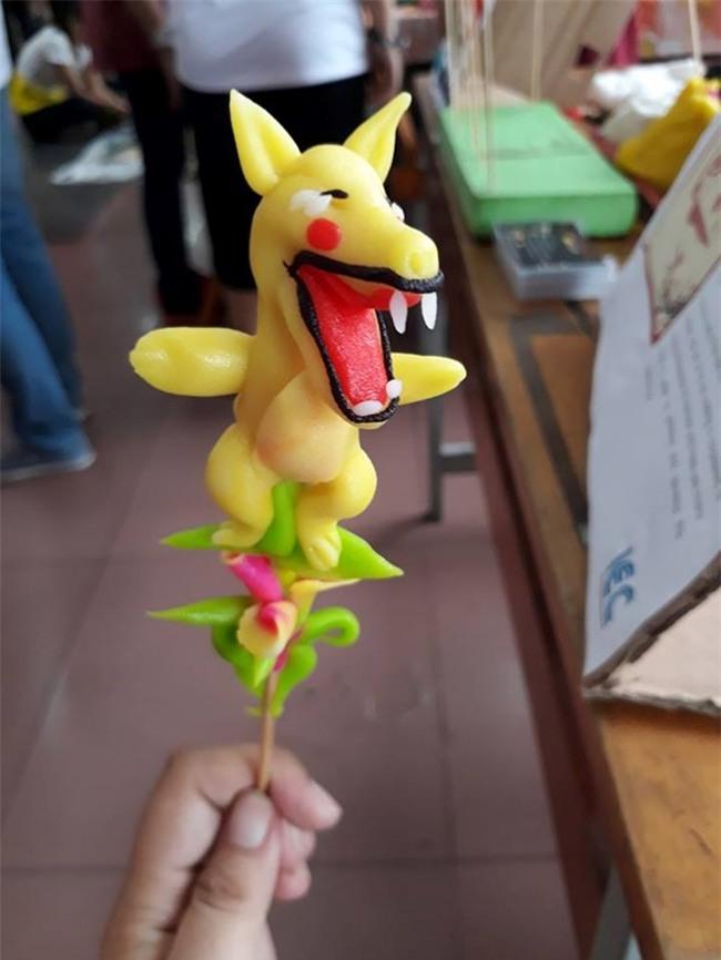 Trào lưu sáng tạo với rồng Pikachu tràn ngập khắp nơi - Ảnh 10.