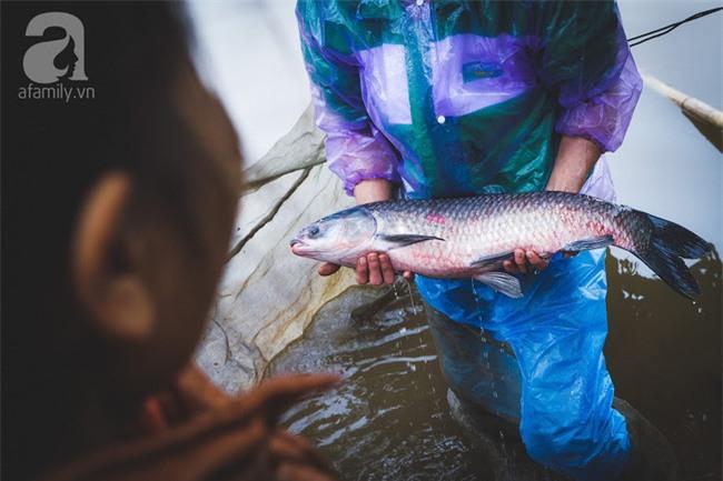 Về làng Vũ Đại giáp Tết, thưởng thức món cá kho đắt gấp trăm lần bình thường mà vẫn cháy hàng - Ảnh 3.