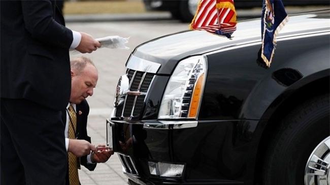Vi sao Donald Trump khong duoc trang bi xe boc thep moi? hinh anh 1