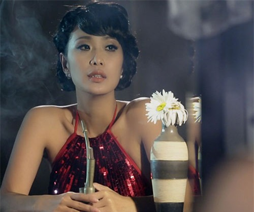 "le kieu nhu khoc nac, khang dinh khong lam phim ""dau doc tre con"" - 1"