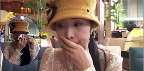 "le kieu nhu khoc nac, khang dinh khong lam phim ""dau doc tre con"" - 2"