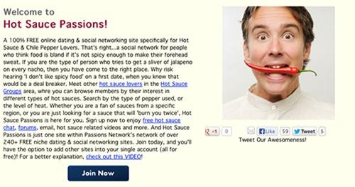 9 website hẹn hò kì quặc để bạn tha hồ thả thính - Ảnh 7.