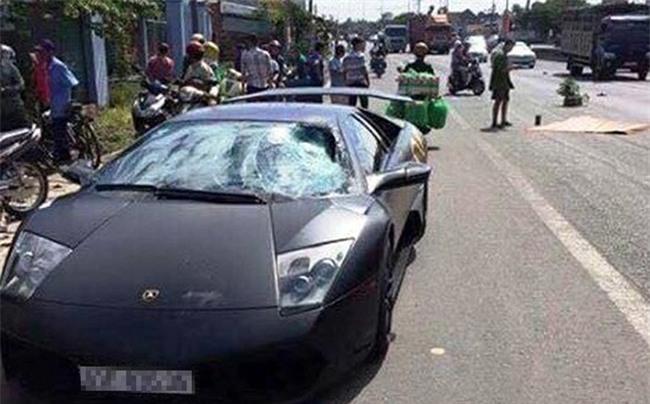 Lộ diện chủ nhân siêu xe Lamborghini đâm chết người đi bộ ở Đồng Nai - Ảnh 1.